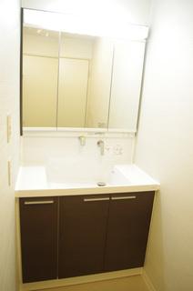 ファミール湘南田浦(605号室)洗面台.jpg